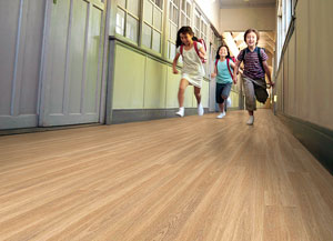 Polysafe Acoustic Flooring